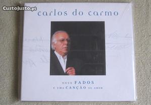 Carlos do Carmo -Nove Fados e uma Canção de Amor