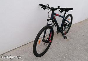 Bicicleta mulher tamanho M.