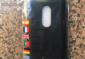 Capa de silicone para Vodafone Smart N9 - NOVO