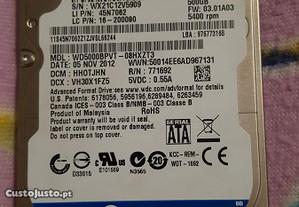 disco de computador / pc portatil 500 gb