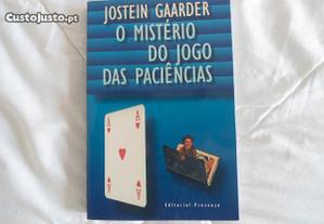 O Mistério do Jogo das Paciências-Jostein Gaarder