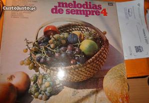 LP Vinil Melodias de Sempre Oferta Envio Registado