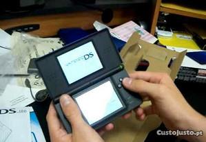 Nintendo DS,. Programa jogos gravados