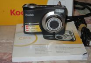 Máquina Fotográfica Digital Kodak EasyShare C913