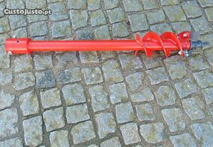 Broca de 15cm para Perfuradora de Trator (Grande C