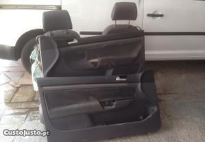 Golf 5 airbag + cortina