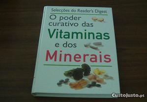 O Poder Curativo das Vitaminas e dos Minerais