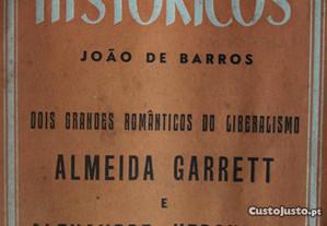 Almeida Garrett e Alexandre Herculano