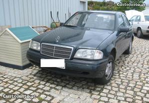 Componentes do motor, Mercedes C250