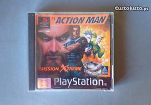 Jogo Playstation 1 - Action Man - Mission Extreme