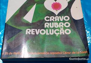 Livro Cravo, Rubro, Revolução