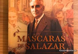 Máscaras de Salazar - Fernando Dacosta (como Novo)