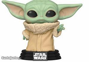 Funko Pop! Baby Yoda Star Wars The Mandalorian