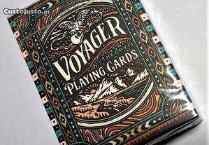 Baralho de Cartas Voyager