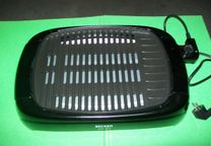 grelhador eléctrico Becken easy grill novo