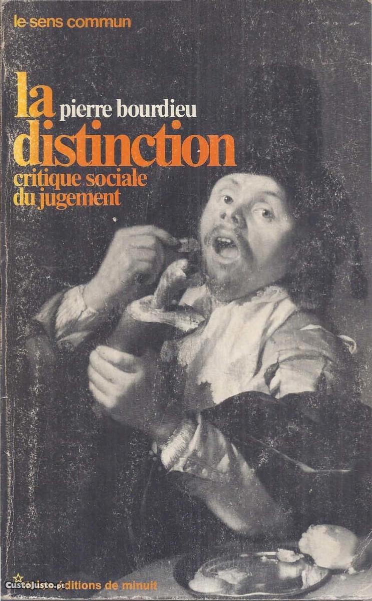 La Distinction Critique Sociale du Jugement - à venda - Livros, Lisboa -  CustoJusto.pt