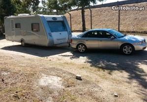 Caravana ,Venicia 566 só c/500 Km