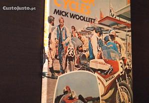 Mick Woollett - Racing motor cycles