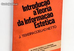 Introdução a Teoria da Informação Estética