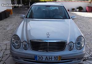 Mercedes-Benz E 270 Avangarde - 03