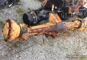 Trator - Eixo Case 580SK para peças