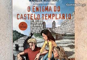 O Enigma do Castelo Templário, Mafalda Moutinho
