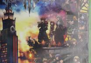 Jogo XBox One Kingdom Hearts (Novo / Selado)