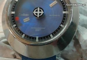 Relógios. Zodíac Astrographic Automático