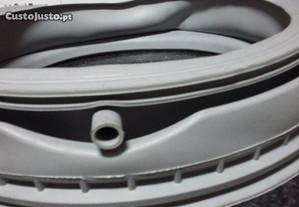 Borracha óculo para máquina lavar Bosch/Siemens