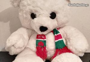 Urso Peluche com cachecol
