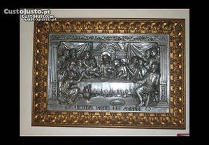 Ceia de Cristo em Estanho