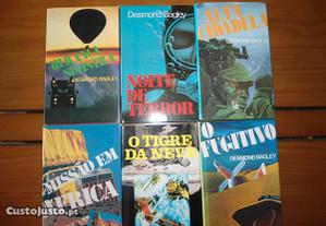 7 Livros de Desmond Bagley