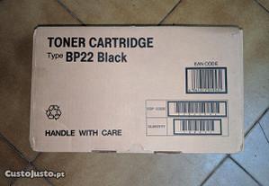 Toner type BP22 Black / Preto