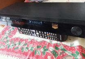 D v d Samsung full HD como novo