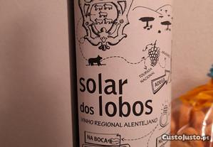 Vinho Solar de Lobos 2016