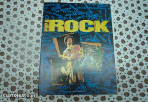Fascículos sobre Música Pop e Rock