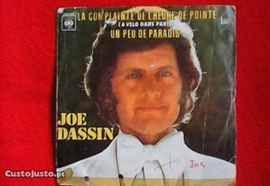 Joe Dassin - La complainte de l´heure...vinil sing