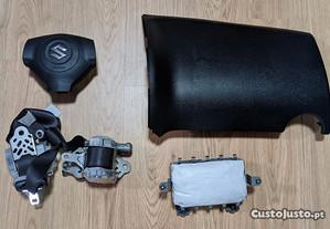 Conjunto Kit Airbags Suzuki SX4