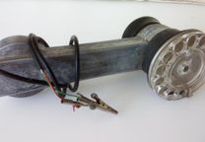 telefones antigo serviço manutenção