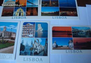 Postais: Lisboa