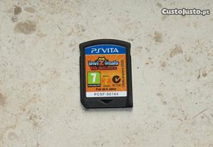 PS Vita: Invizimals Alliance