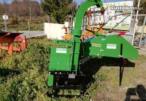 Bio-triturador para tractor