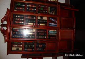biblioteca miniatura