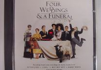 CD OST Four Weddings and a Funeral