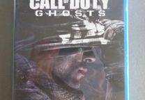 Jogo WII - Call of Duty Ghosts