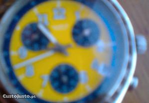 Relogio swatch c/ calendario original, como novo
