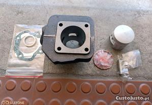 Kit cilindro ferro Honda vision / wallaroo / peug