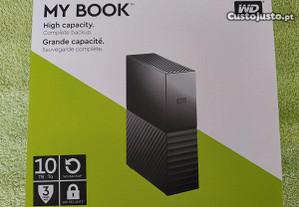Disco Externo Western Digital MyBook 10TB USB -