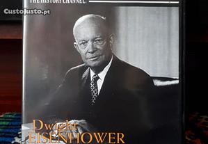 [DVD] Dwight Eisenhower - Biografia