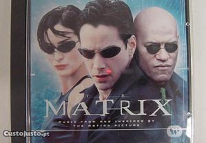 CD OST The Matrix